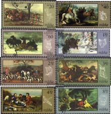 Polen 1890-1897 (kompl.Ausg.) gestempelt 1968 Jagdwesen in der Malerei