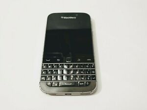BLACKBERRY CLASSIC Q20 UNLOCKED CELL PHONE ROGERS CHATR BELL TELUS FIDO AT&T +++