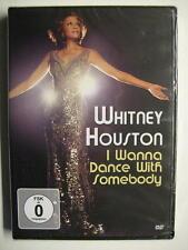 "WHITNEY HOUSTON ""I WANNA DANCE WITH SOMEBODY"" - DVD"