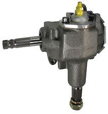Borgeson 920040 Steering Box, Manual, OEM Saginaw 525 Series, Quick Ratio, New