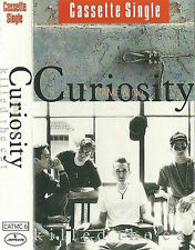 Curiosity Killed The Cat Name & No. CASSETTE SINGLE Synth-pop, Funk CATMC 6 1989