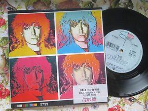 "Robert Plant Hurting Kind (I've Got My Eyes On You) A8985 Promo St UK 7"" Single"