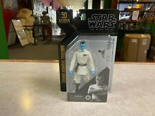 "2021 Star Wars Black Series 6"" Inch Figure NIP - Archive GRAND ADMIRAL THRAWN"