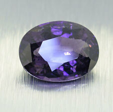 Srilankan Untreated Certified VIOLET Spinel 4.56 Ct.  (00619)