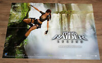 2006 Lara Croft Tomb Raider Legend very rare Promo Poster 84x59.5cm PS2 Xbox