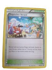 Tropical Beach BW28-2014 World Championship Card NM Promo Pokemon
