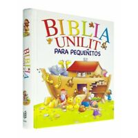 Biblia Unilit para pequenitos/ Candle Bible for Toodlers, Hardcover by David,...