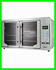 Oster Digital French Door Oven Stainless Steel Extra Large Convection ~FREE SHIP