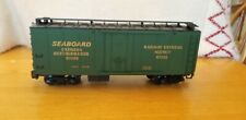 12/189 LIONEL LARGE SCALE SEABOARD RAILWAY EXPRESS REEFER 8-87105
