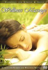 Wellness Massage - DVD - NEU + OVP!
