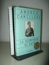 CAMILLERI ANDREA - LA SCOMPARSA DI PATO'   - MONDADORI  OSCAR