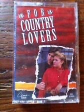 For Country Lover .The Best Of Today's Romantic Country  Favorites , Cassette