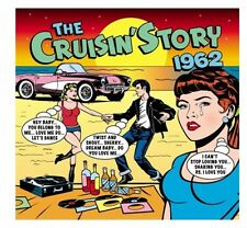 THE CRUISIN' STORY 1962 .. 50 ORIGINAL HITS .. 2 CD'S REMASTERED .. OLDIES
