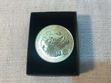 Whimsical World Of Pocket Dragons 15th Anniversary Special Edition Medallion