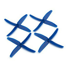 Dalprop Q5040 Four Bladed Propellers Blue (10 pairs CW/CCW)