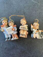 3 Berta Hummel Ornaments 1997 Goebel