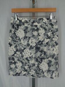 Talbots Petites Floral Skirt Size 4P