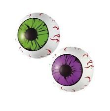 25cm inflatable eyes Halloween party decoration eyeball