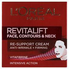 LOréal Paris Revitalift Face Contours and Neck Re-Support Cream 50ml