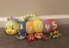 Leap Frog Baby Counting Pal Worm
