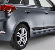 Genuine Hyundai i20 2014-on Rear Mud Flaps - C8F46AK100