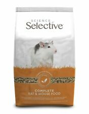 Supreme Science Selective Complete Rat & Mouse Food, 4 lb 6 oz