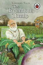 The Enormous Turnip: Ladybird Tales by Ladybird, Good Used Book (Hardcover) FREE