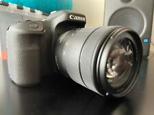 Canon EOS 80D 24.2 MP Digital SLR Camera - Black (with EF-S 18-135mm Lens)