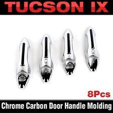 Luxury Chrome Door Catch Handle Molding Cover for HYUMDAI 2010-2015 Tucson ix35