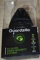 Guardzilla GZ601B All-In-One Smart alarm and Video Security System - Piano Black