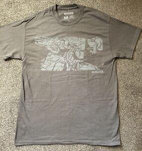 Loot Gaming Metal Gear Solid V T Shirt Size Medium