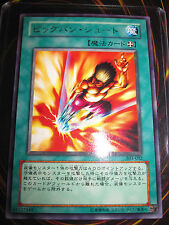YU-GI-OH! JAPANESE BIG BANG SHOT 303-032 ビッグバン・シュート JAPONAISE MINT NEUVE