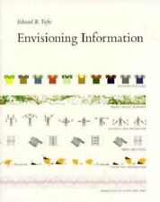 Envisioning Information by Edward R. Tufte Hardcover Book