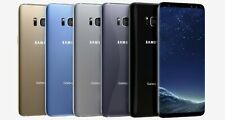 Samsung Galaxy S8+ Plus G955U 64GB Unlocked Black, Silver, Gold, Blue, Gray