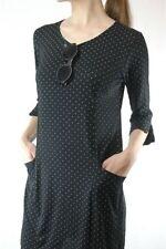 Viscose Polka Dot Regular Machine Washable Dresses for Women