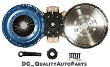 QSC Stage 3 Ceramic Clutch Flywheel Kit VW Golf Jetta Corrado VR6 2.8L GTi 12V