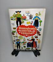 Pennsylvania Dutch Cooking Amish Booklet 1978
