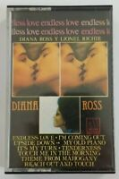 Diana Ross Cassette Endless Love 1981 Belter Spanish Import 3-47165 EUC Tape