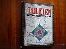 Atlas of Middle Earth J.R.R. Tolkien (Spanish Edition) Karen Fonstad