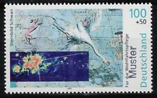 Specimen, Germany ScB856 The Cosmos, Space, Cygnus Constellation.