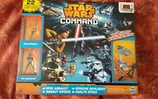 Star Wars Command Epic Assault New and Sealed