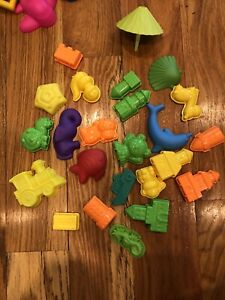 molds for kinetic sand