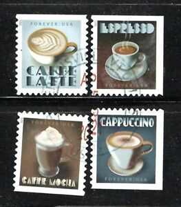 2021 New Forever  Espresso Cups 4 designs canceled off paper