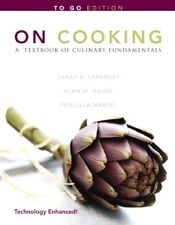 "On Cooking: A Textbook of Culinary Fundamentals ""To Go"" (5th Edition) by Labe…"
