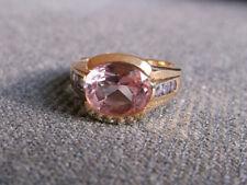 Heating Tanzanite Oval Fine Gemstone Rings