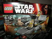 Lego Star Wars First Resistance Trooper Battle Pack 6-12 Jahre Nr. 75131 OVP