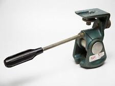 Vintage Safe-Lock Model PT Pan/Tilt Tripod Head w/Standard 1/4-20 Thread Screw