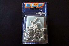 Fuera de imprenta ciudadela/Caos de Warhammer elfos oscuros C22 Perno lanzador & Crew Nuevo Y en Caja de repetidor