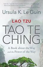 Lao Tzu: Tao Te Ching by Ursula K. Le Guin