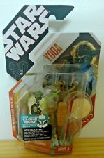 Star Wars 30th Anniversary Saga Legends Yoda Noc 2007 Includes Star Case